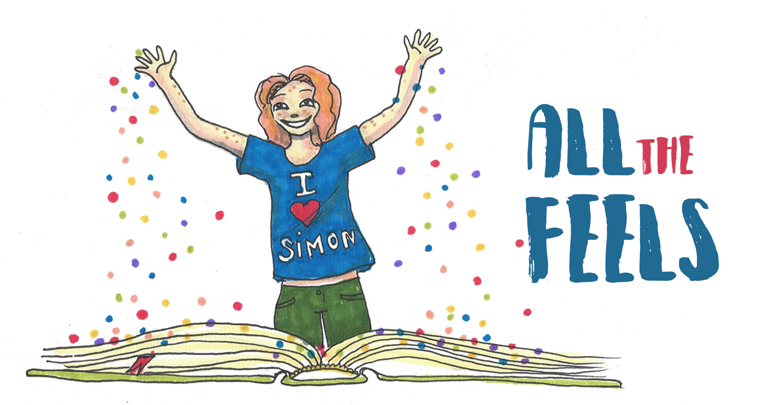 Simon vs. Film – Becky Albertalli week #5